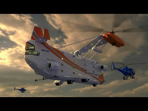 Top 10 heavy lift helicopters