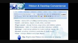 Tips and Tricks: Office 2007-Microsoft Word Part 3 of 5