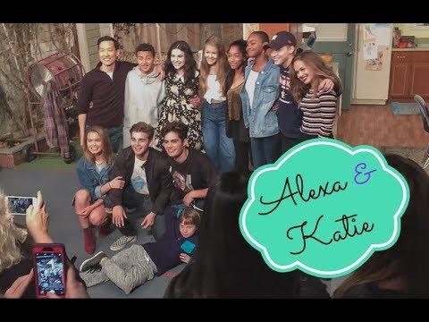 Netflix Original Series ALEXA & KATIE Finale Curtain Call