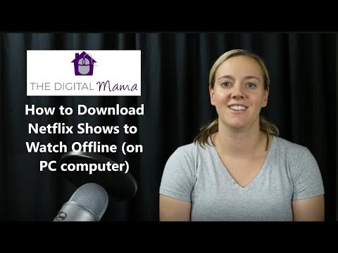 How to download netflix movies on laptop to watch offline
