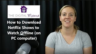 Video How to Download Netflix Shows to Watch Offline (on PC computer) download MP3, 3GP, MP4, WEBM, AVI, FLV Agustus 2018