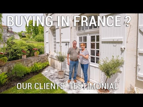Should You Buy In France ? Our Clients' Testimonial On The Buying Process