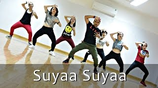 Suyaa Suyaa | Sai Dharam Tej, Anasuya Bharadwaj | Sannthosh Choreography