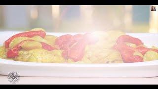 Choumicha : Tajine de poulet aux petits oignons | شميشة : طاجين الدجاج بالبصل الصغير
