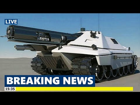 Armored Warriors: The U.S. Army's New Tank Is A Beast
