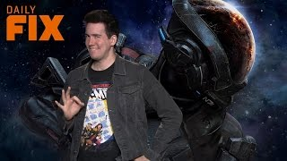 Mass Effect: Andromeda Trailer Details  - IGN Daily Fix