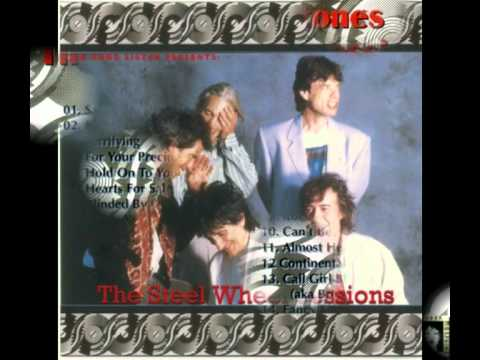 "The Rolling Stones - ""For Your Precious Love""(version 2) outtake 1989"