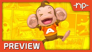 Super Monkey Ball Banana Mania Preview - Noisy Pixel
