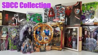 SDCC Collection  - Monster High, Ever After High, My LIttle Pony and more