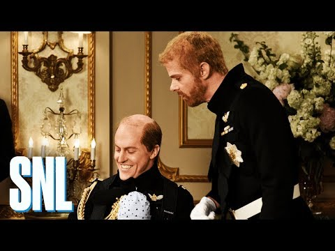Slim - SNL'S RENDITION OF THE ROYAL WEDDING!