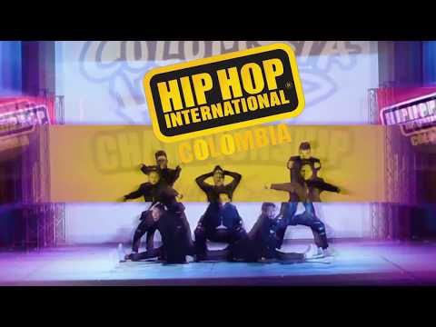 HHI COLOMBIA 2017 - Throne Family (Adult)