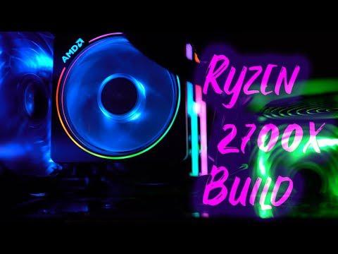 Repeat Video Editing PC Build - Ryzen 2700x Mini ITX by