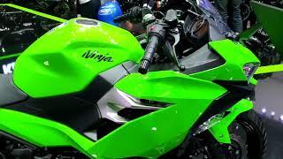Kawasaki Ninja 250 2019