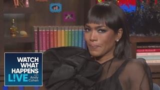 Angela Bassett on the Whitney Houston Biopic | WWHL