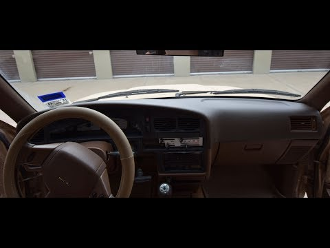 Coverlay®1989-1995 Toyota Pickup & 4Runner Dash Cover Installation. Part# 11-794