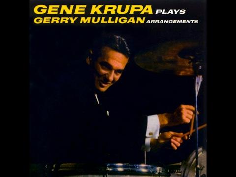 Gene Krupa Plays Gerry Mulligan 1958