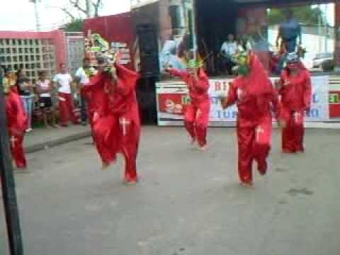 Los Diablos Danzantes De Yare Municipio Rómulo Gallegos Estado Cojedes