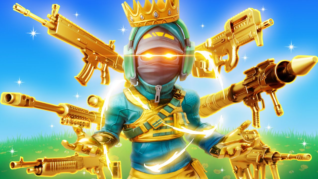 THE SOLID GOLD KING