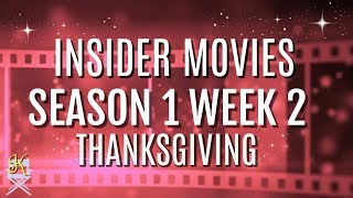NOVEMBER INSIDER MOVIES #2 | *HUGE* EPISODE w SPOTLIGHT, TILDA & TANGO | Book of Katherine