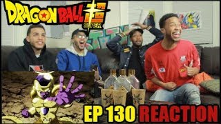 GOKU & JIREN ULTIMATE BATTLE!🔥🔥 DRAGON BALL SUPER EP 130 REACTION/REVIEW