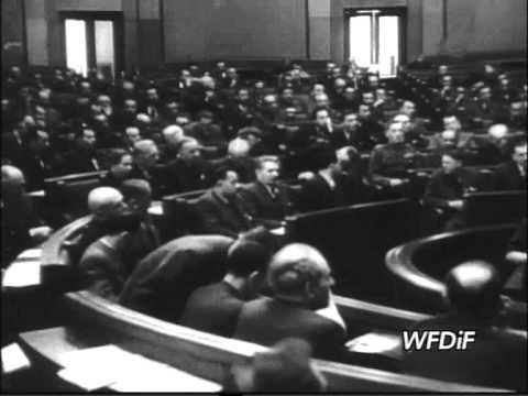 Komunikat Ministerstwa Prawdy nr 182: Związki w Sejmie