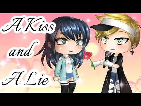 """A Kiss And A Lie""- GACHA LIFE STORY  GLMM [Seym_DNA]"
