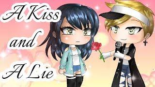 """A Kiss and A Lie""- GACHA LIFE GACHAVERSE LOVE STORY - GLMM [Seym_DNA]"