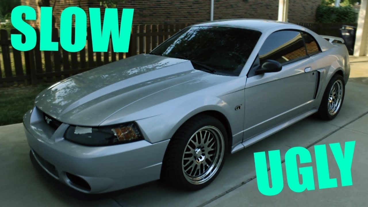 unbiased review 1999 2004 mustang gt is ugly youtube. Black Bedroom Furniture Sets. Home Design Ideas