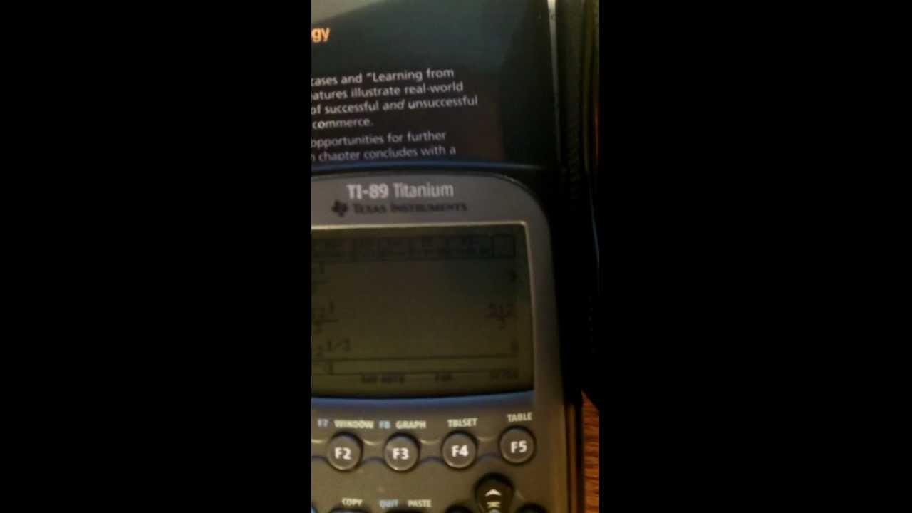 how to find cube root on calculator ti-30xs
