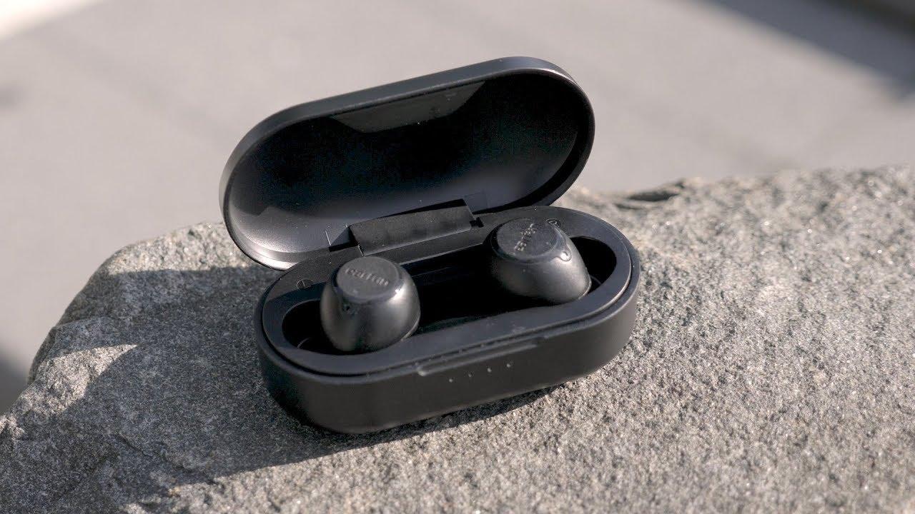 Earfun Free / The Best Truly Wireless Earbuds Under $50? - YouTube