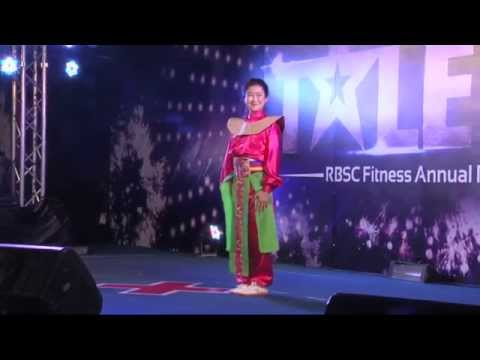 Kanokworawan - RBSC Fitness Annual Party 2015