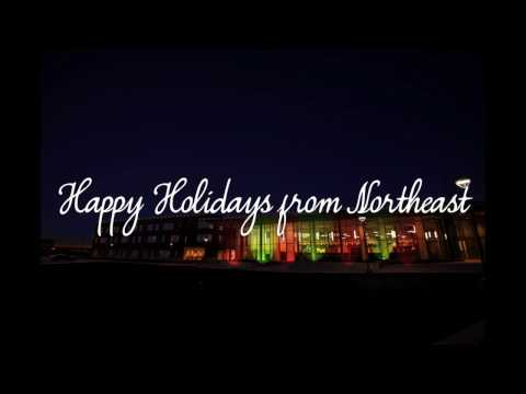 Happy Holidays from Northeast Community College - 2016