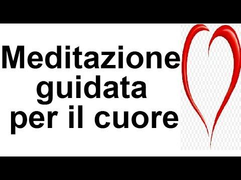 Meditazione guidata per calmare il cuore- per principianti(ITALIANO)