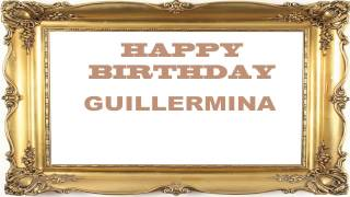 Guillermina   Birthday Postcards & Postales - Happy Birthday