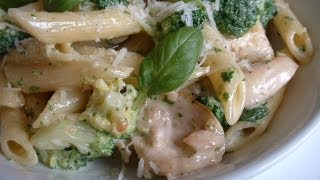 Penne Pasta Recipe With Chicken And Broccoli