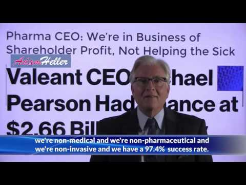 Pharma CEO: We're in the business of shareholder profits. Not..