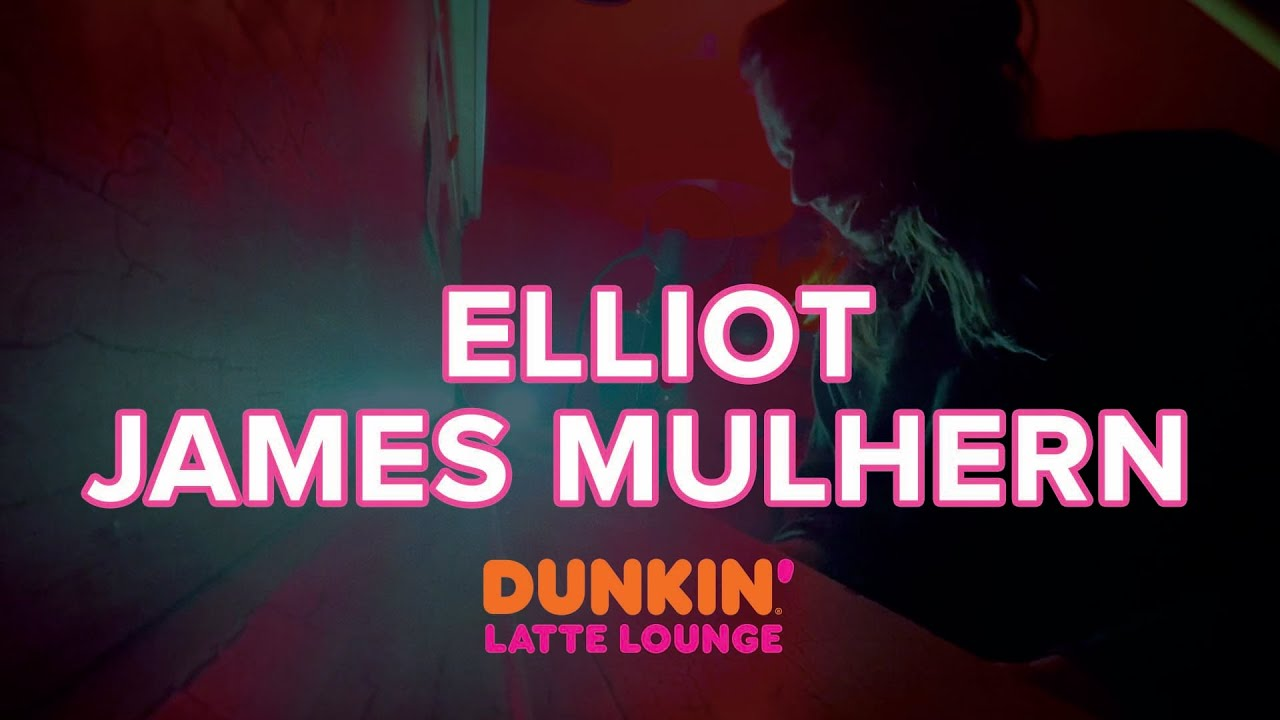 Elliot James Mulhern Performs At The Dunkin Latte Lounge