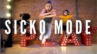"""Sicko Mode"" | @travisscott @champagnepapi | @GuyGroove Choreography"