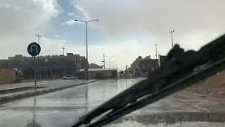 #امطار_الرياض