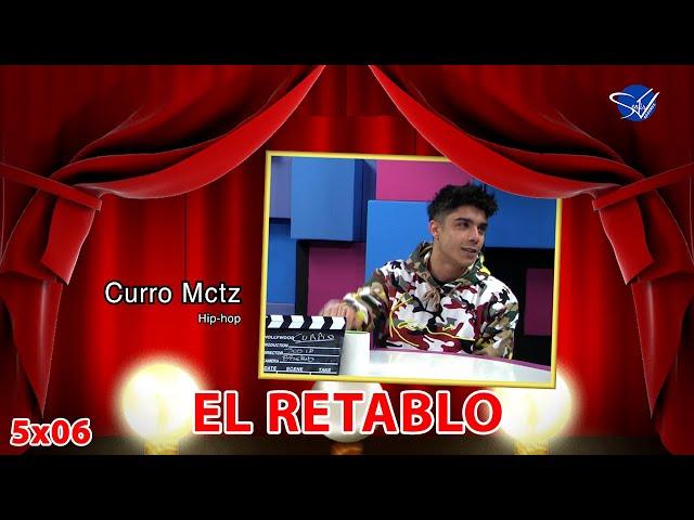 EL RETABLO 5x06: Curro Mctz