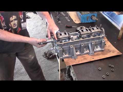 Lada Samara На четвёртом цилиндре прогорел.а на втором...Ремонт ГБЦ ВАЗ 21083 инжектор