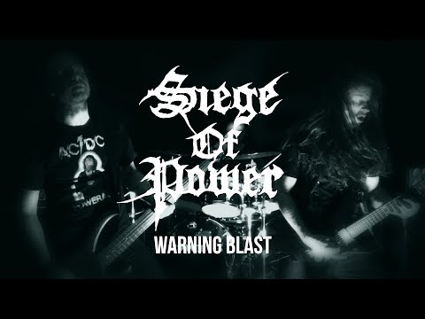 """Siege Of Power """"The Cold Room"""" (OFFICIAL VIDEO)"""