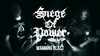Siege Of Power The Cold Room Official... @ www.OfficialVideos.Net