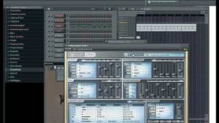 "How to create the basshunter ""Camilla sound""!"