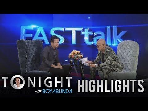 TWBA: Fast Talk With JM De Guzman