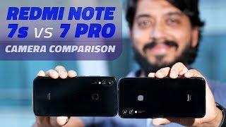 Redmi Note 7 Pro vs Redmi Note 7S Camera Comparison 🔥 The 48-Megapixel Battle