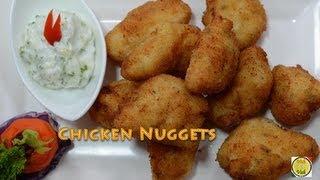 Chicken Nuggets - By Vahchef @ Vahrehvah.com