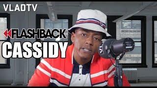 Cassidy Spits Sick Freestyle (Flashback)