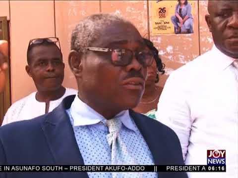 Amansie West Security - AM News on JoyNews (21-5-18)