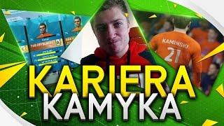 FIFA 16 - KARIERA KAMYKA #25 Kamyk podawacz!